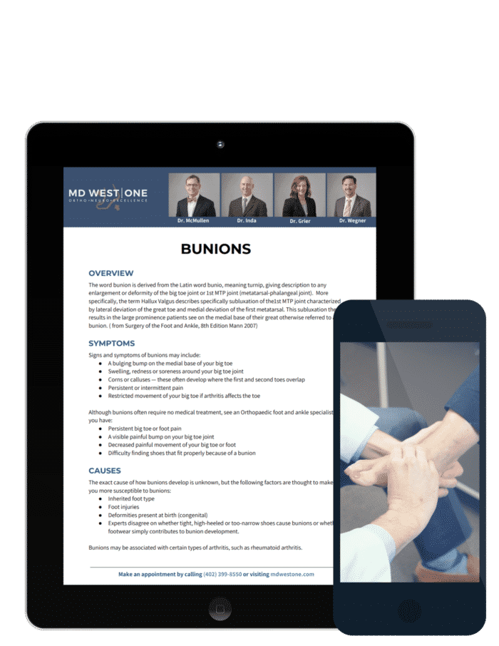 bunion resource
