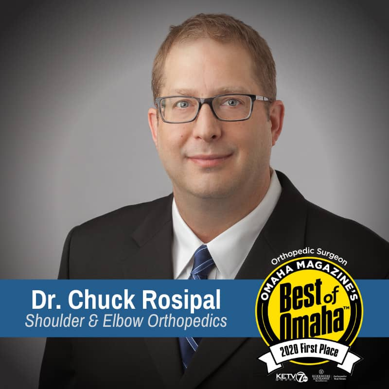 Dr. Chuck Rosipal