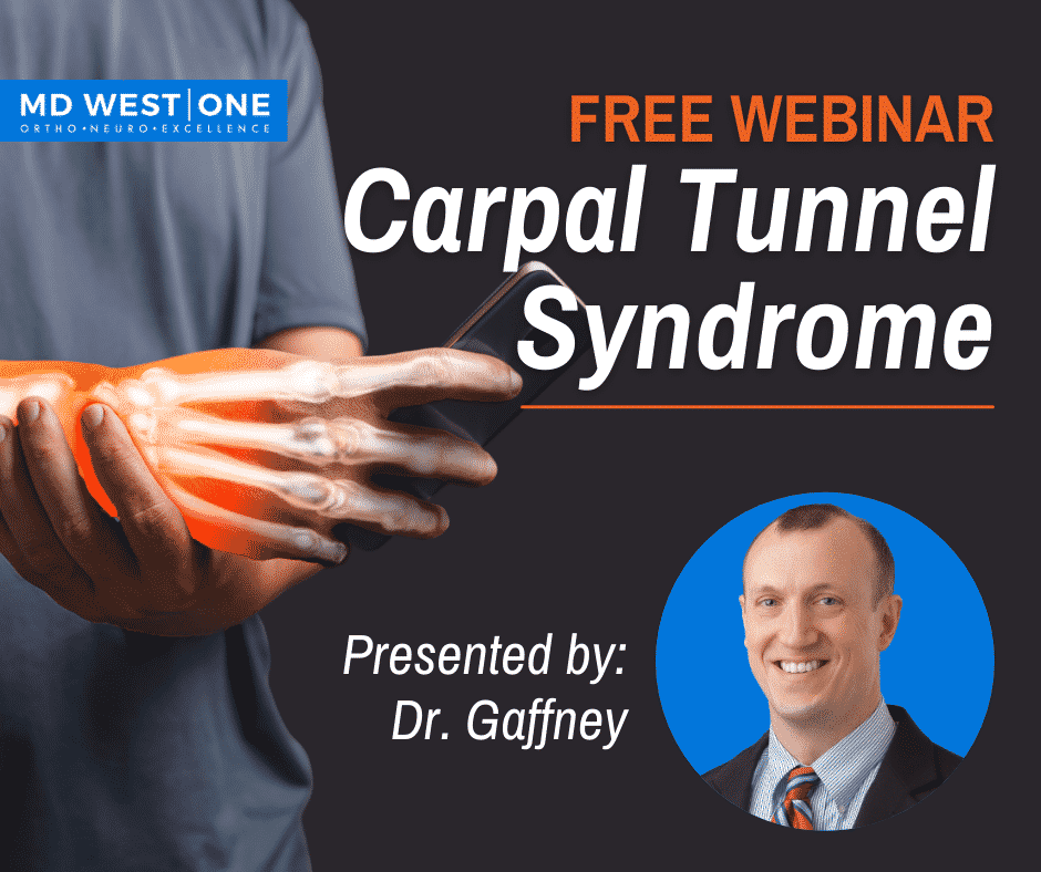 Carpal Tunnel Webinar